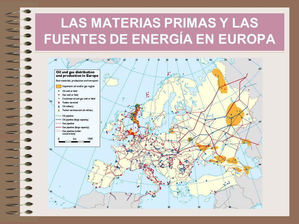 FUENTES DE ENERGÍA: Eólica (en España) Mapa: Plan de energías renovables de España (PER) POTENCIA EÓLICA INSTALADA POR CC.AA.