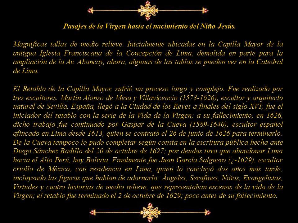 Navidad en la Lima Colonial Siglo XVII Presentación Nº 39 Gabriela Lavarello de Velaochaga (Perú) - diciembre 2009 Música El Mesías de G.F. Händel