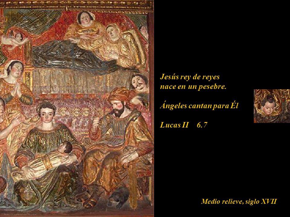 José y María camino a Belén cumpliendo la orden de realizar un censo. Lucas II 1. 4 Mateo I 1 y 16.