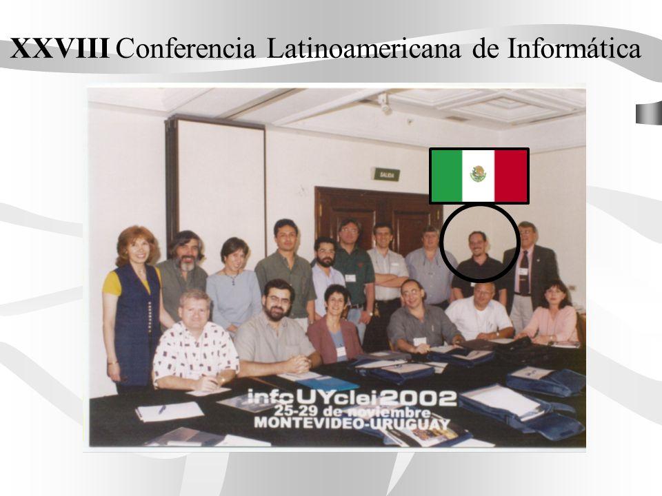 XXVIII Conferencia Latinoamericana de Informática