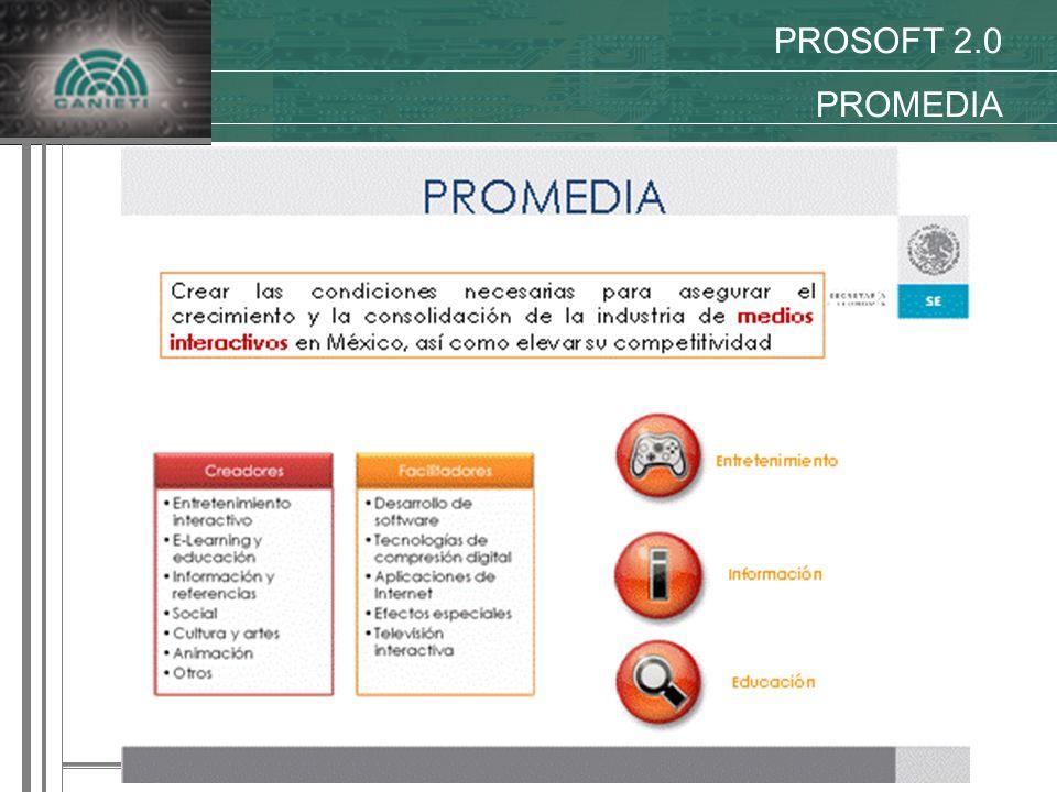 PROSOFT 2.0 PROMEDIA