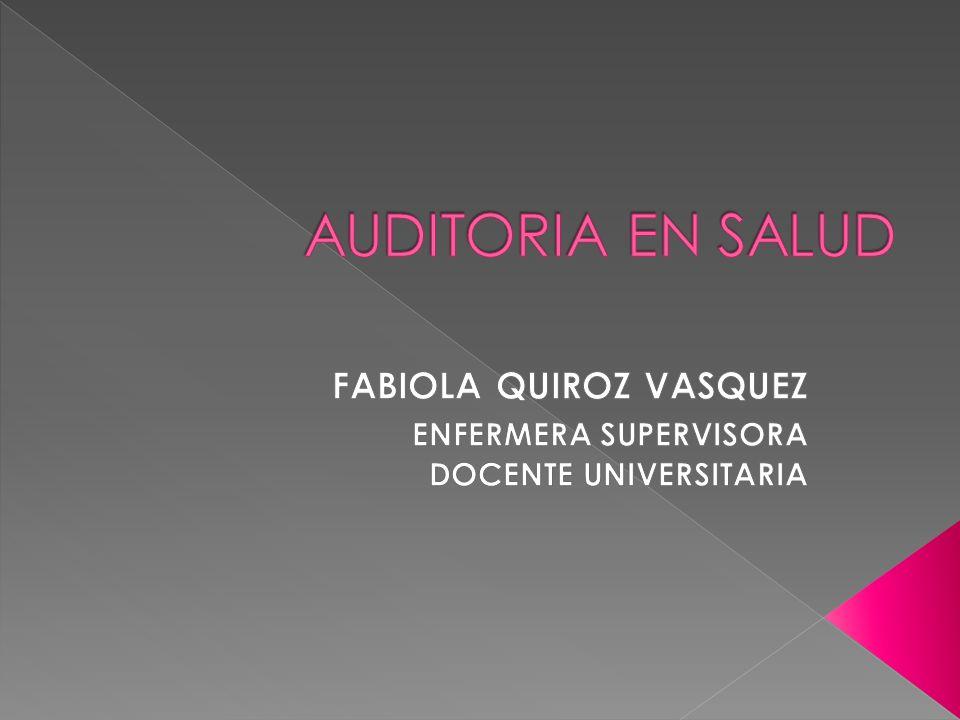Características del Informe del Auditor: Contendrá el resultado de sus observaciones y hallazgos.