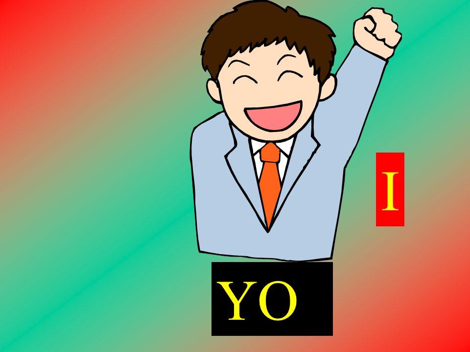 Tú YOU (Familiar)