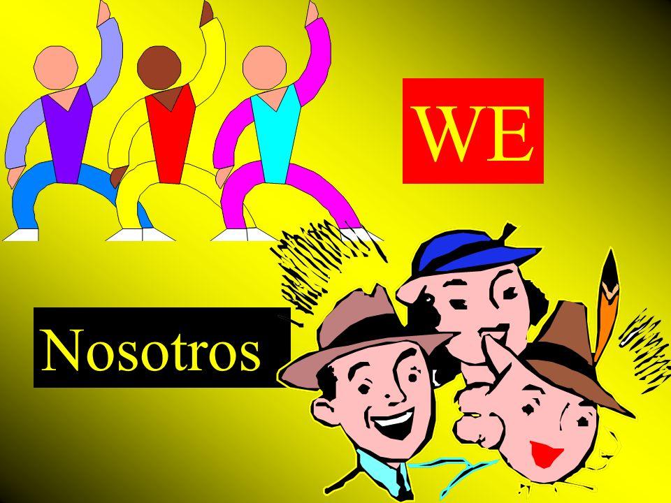 Nosotros WE