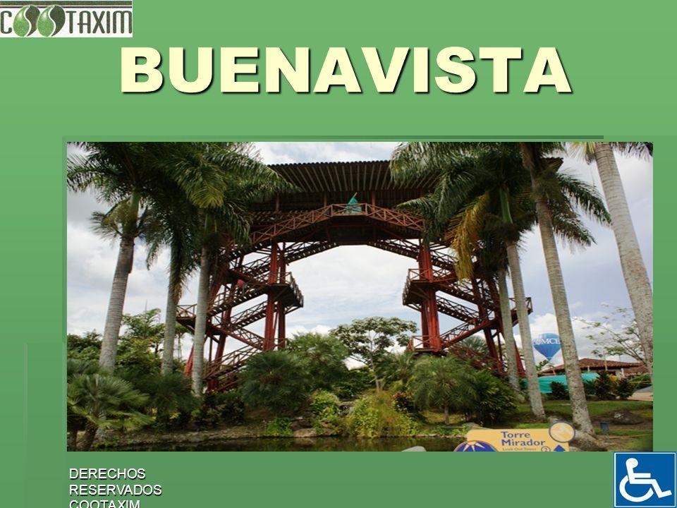 DERECHOS RESERVADOS COOTAXIM 15 BUENAVISTA