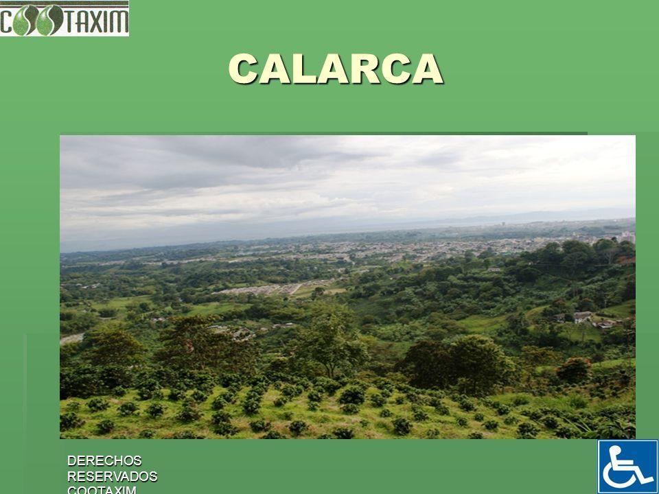 DERECHOS RESERVADOS COOTAXIM 2 CALARCA