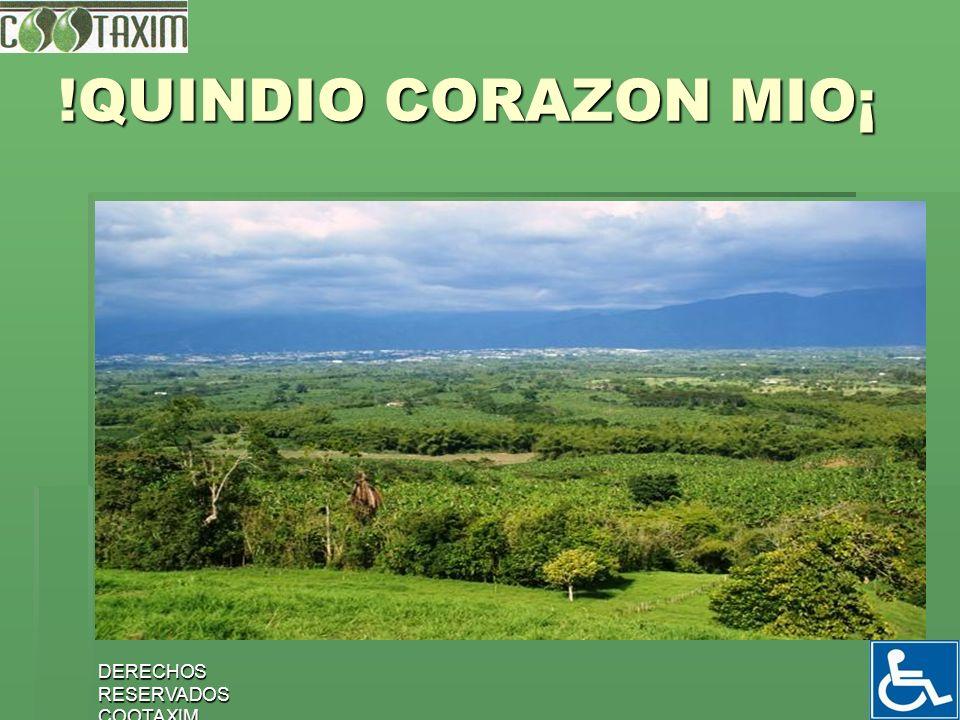 3 !QUINDIO CORAZON MIO¡