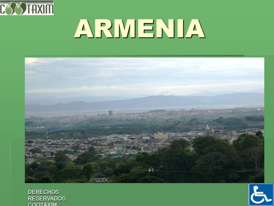 DERECHOS RESERVADOS COOTAXIM 7 ARMENIA