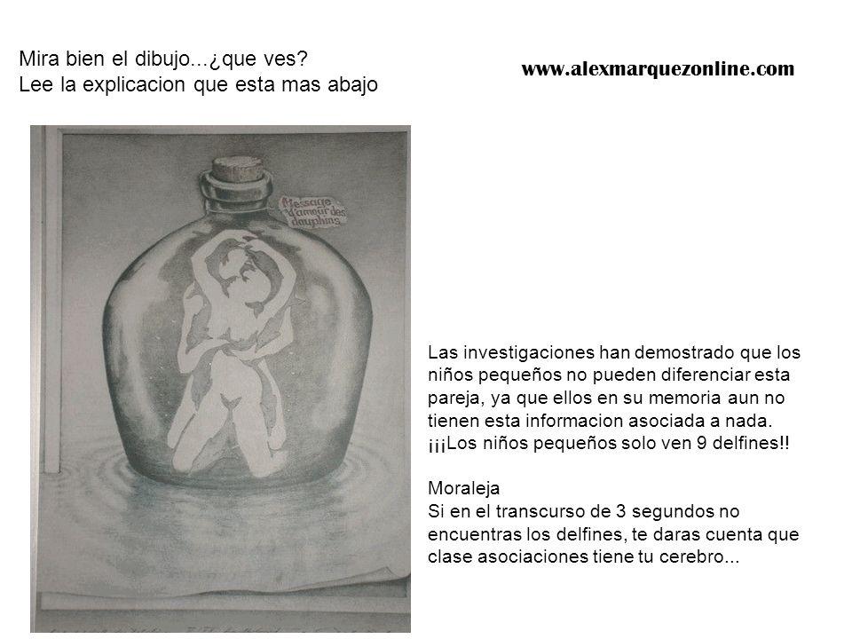 ¿Otra vez todo gira? Si te fijas mejor te daras cuenta que no. www.alexmarquezonline.com