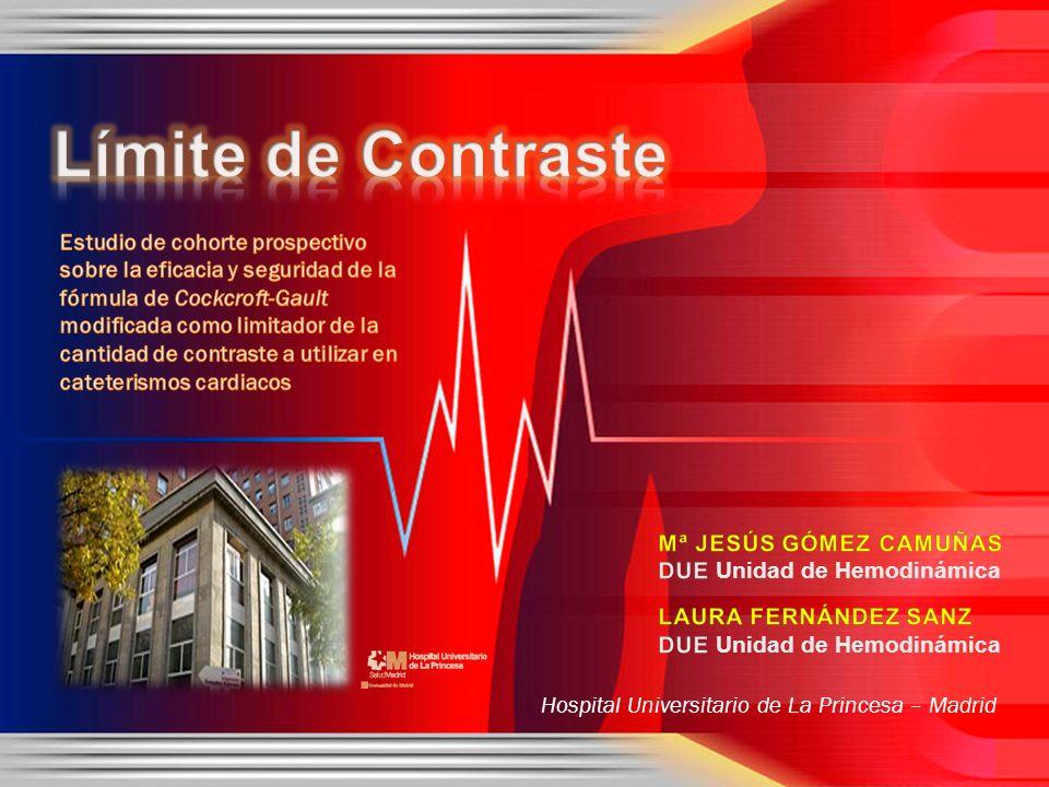 Hospital Universitario de La Princesa – Madrid