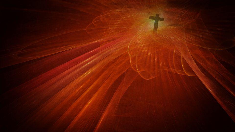 1. El poder de Dios fluye donde él habita. Fluyendo en el PODER de Dios