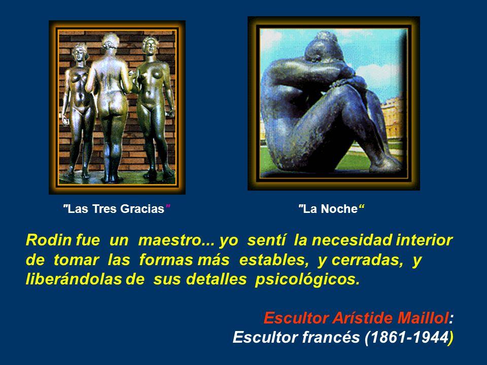 La escultura Cubista Con la llegada del Cubismo hacia 1907, la escultura se sintetizó hacia las formas esenciales del cubo, cilindro y esfera.