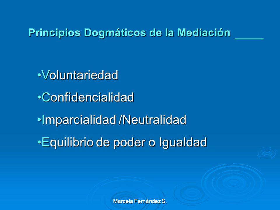 Marcela Fernández S. Pacificación Pacificación Participación y Diálogo Participación y Diálogo Colaboración Colaboración Igualdad Igualdad Horizontali