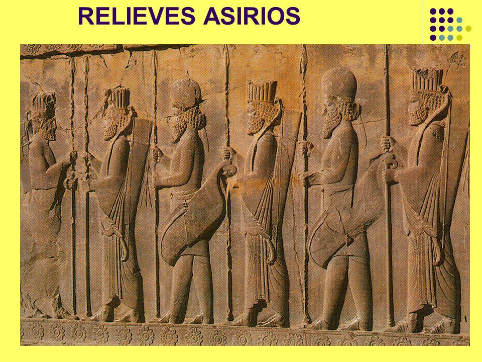 RELIEVES ASIRIOS