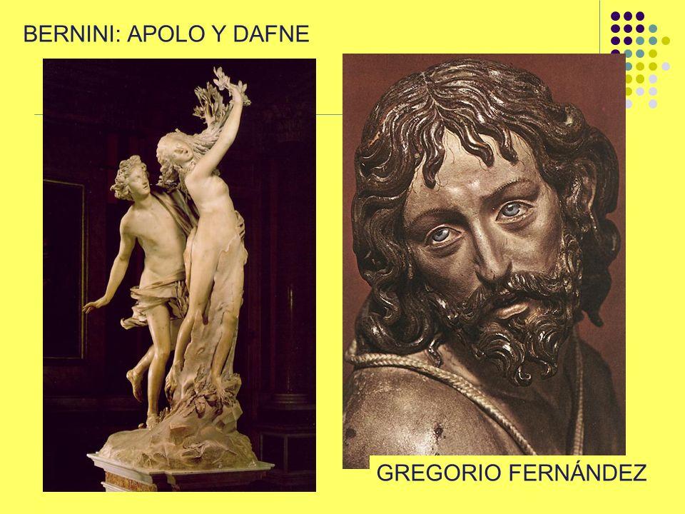 BERNINI: APOLO Y DAFNE GREGORIO FERNÁNDEZ