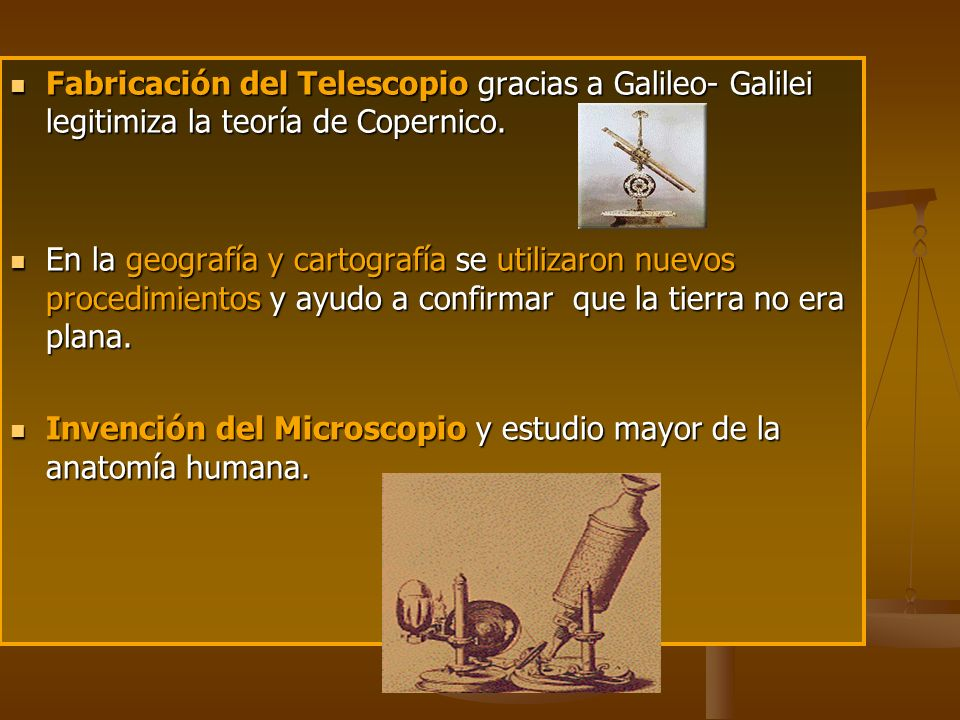 Fabricación del Telescopio gracias a Galileo- Galilei legitimiza la teoría de Copernico. Fabricación del Telescopio gracias a Galileo- Galilei legitim