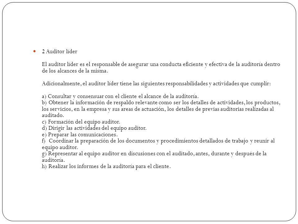 Actividades Posteriores al Trabajo en la Empresa.1 Informe.