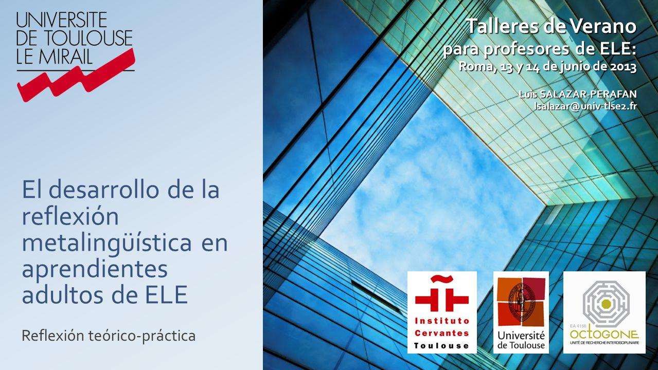 1.Conceptos teóricos Ejercicio práctico Actividad 2 Análisis de estructuras en español 1.3.