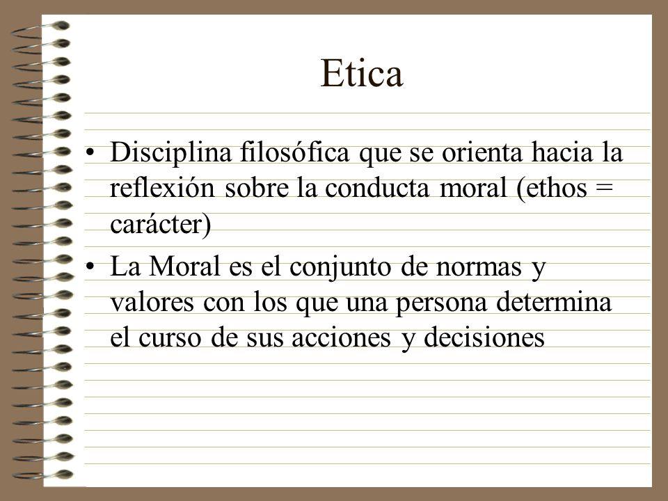 Relación de la ética con otras ciencias La ética se relaciona por sus explicaciones de la conducta del hombre con la Psicología, la Sociología, la Historia, la Antropología, con el Derecho.
