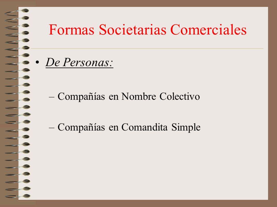 Sociedades de Capital: La Compañía Anónima Sociedad de Capital: las obligaciones son garantizadas por el capital social.