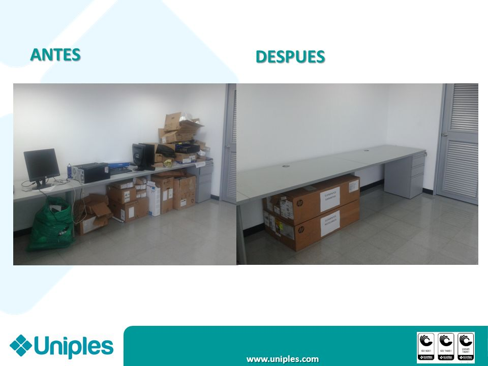 www.uniples.com ANTES DESPUES DESPUES