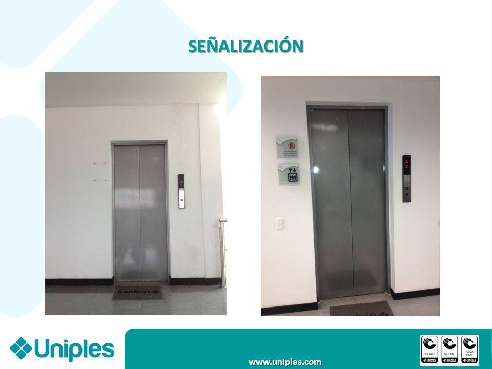 www.uniples.com SEÑALIZACIÓN