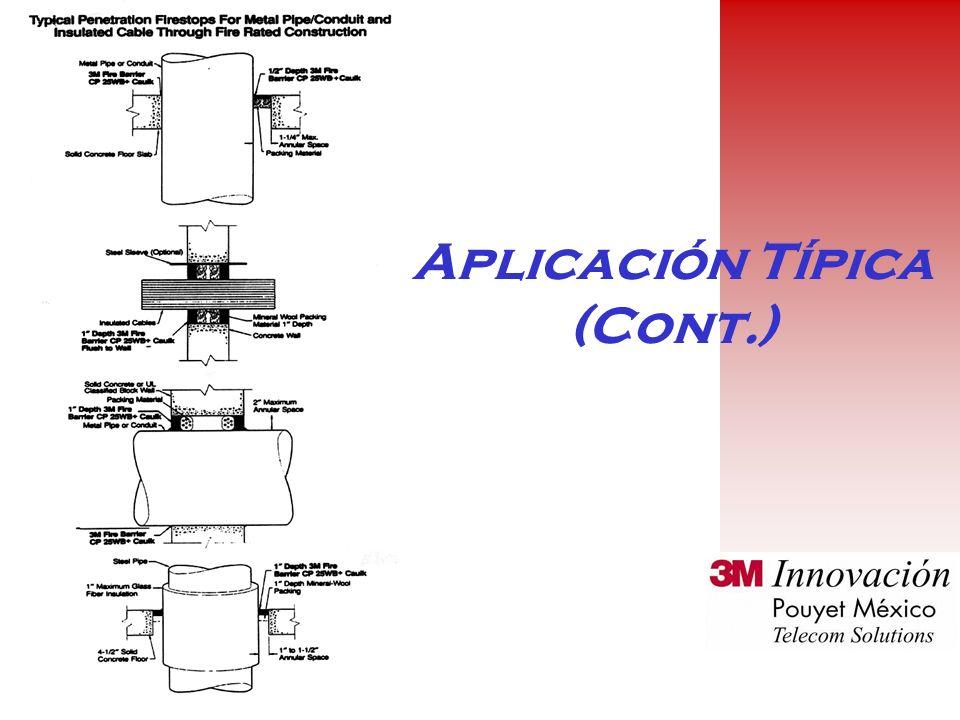 Aplicación Típica (Cont.)