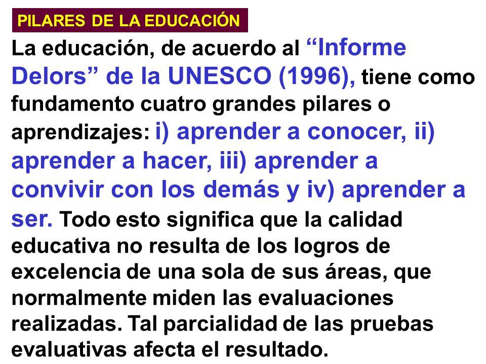 En la Escuela UNIFORME, se da, entre otras: i)Un curriculum básico (conjunto de hechos que todos deben conocer) y muy pocas electivas. ii)Que los alum