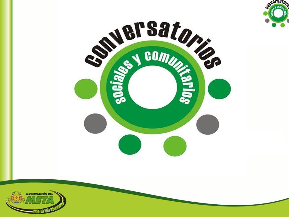 CORPOMETA COMPROMISORESPUESTA 24 de Agosto se adelantará un Conversatorio Social y comunitario con las madres comunitarias; y se compromete a donarles pases para entrar a Bioparque Los Ocarros y Sikuani.