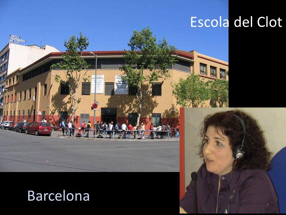 Barcelona Escola del Clot 7