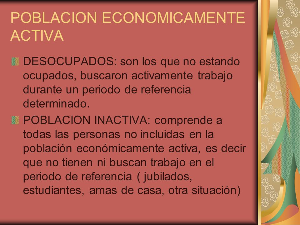 MORTALIDAD INFANTIL POR 1000 NACIDOS VIVOS 2005-2010 AMERICA LATINA 26% BOLIVIA 55.6% PERU 33.4% AMERICA CENTRAL BELICE 30.5% COSTA RICA 10.5% SALVADOR 26.4% HONDURAS 31.2% NICARAGUA 30.1% GUATEMALA 38.6%
