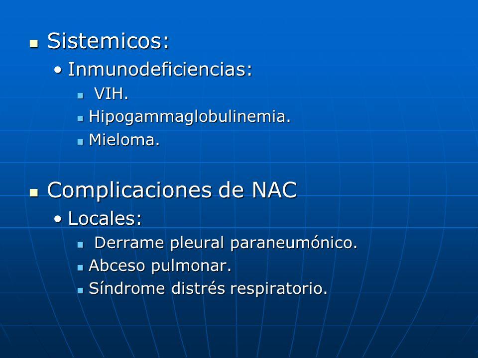 Distancia: Distancia: Tromboflebitis.Tromboflebitis.