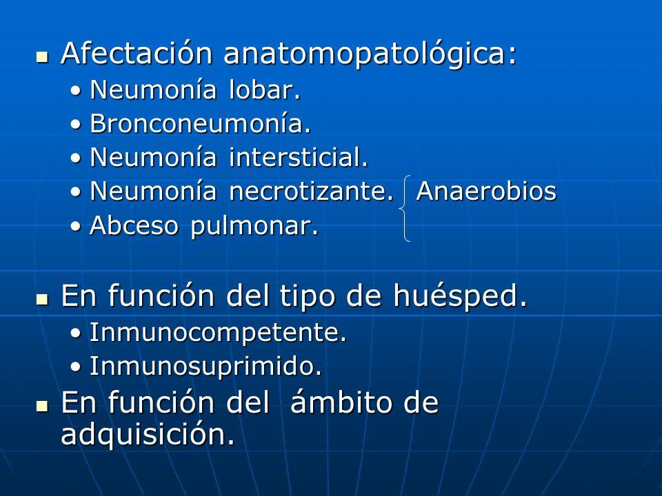Neumonía en inmunocompetente Neumonía en inmunocompetente NAC.NAC.