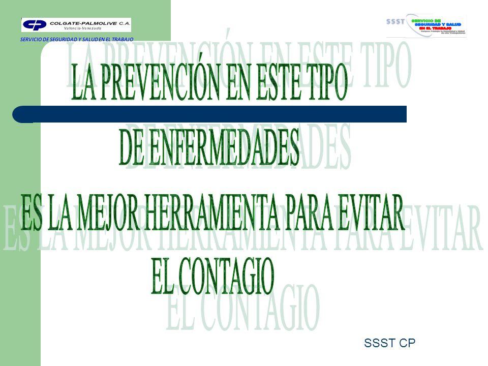 SSST CP SERVICIO DE SEGURIDAD Y SALUD EN EL TRABAJO