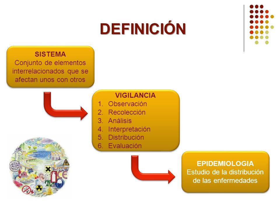DEFINICIÓN SISTEMA Conjunto de elementos interrelacionados que se afectan unos con otros SISTEMA Conjunto de elementos interrelacionados que se afecta