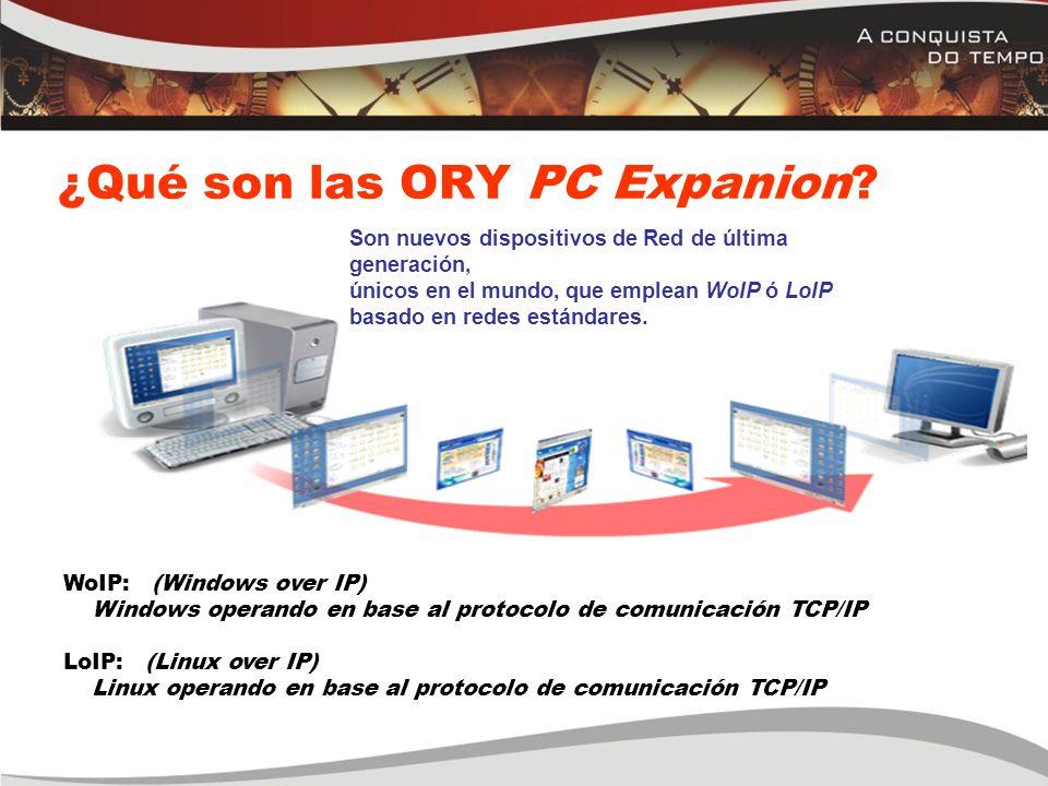 Neotus es la solución Todo en Uno del ORY PC Expanion.