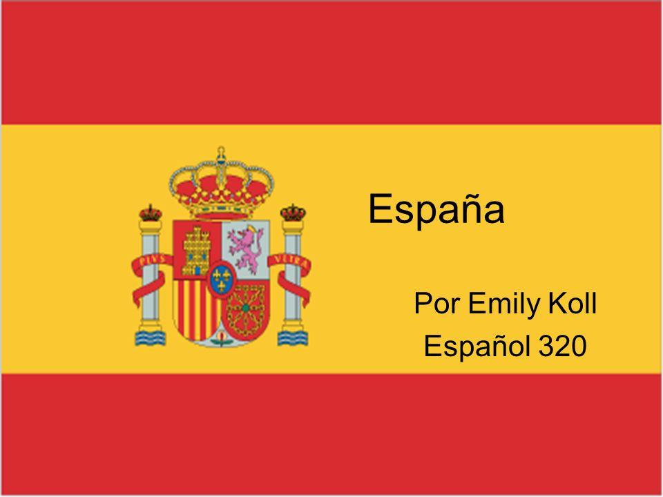 España Por Emily Koll Español 320