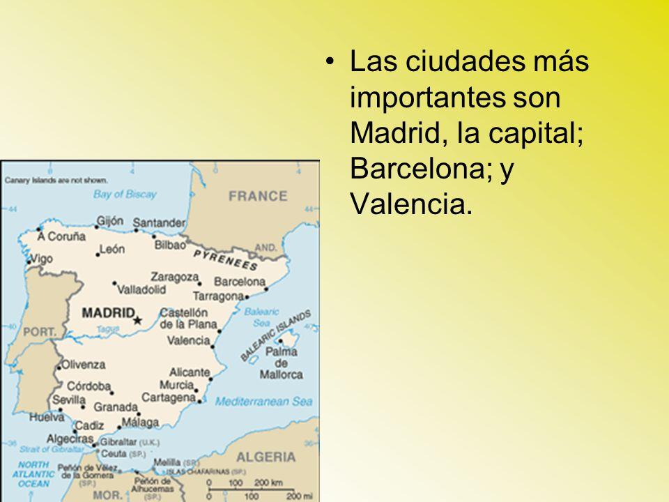 El gobierno de España es una monarquía constitucional.