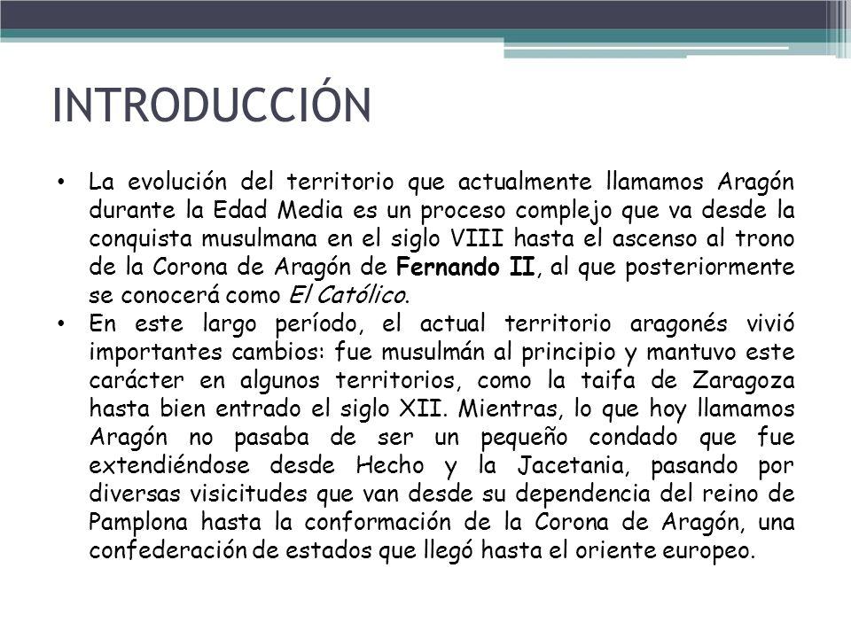 3.NACE EL REINO DE ARAGÓN 3.3.