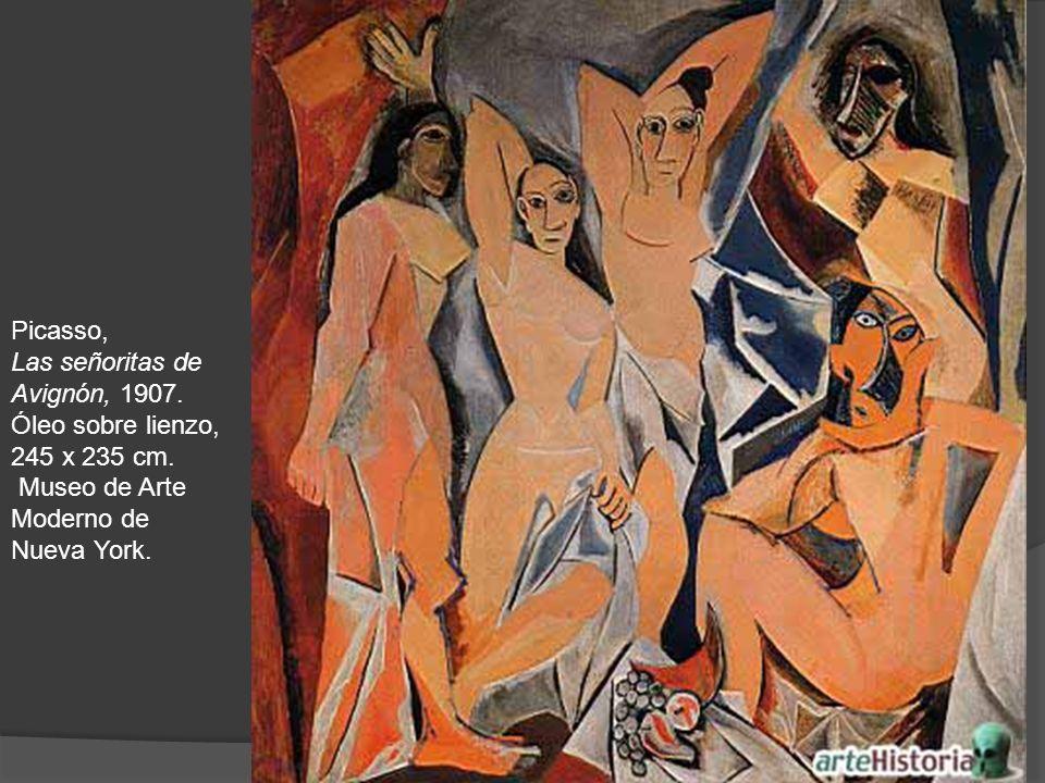 Trata de oponerse a conceptualmente a Matisse y está influida directamente por la estética antiacadémica de la escultura arcaica griega, egipcia, ibérica y negroafricana.