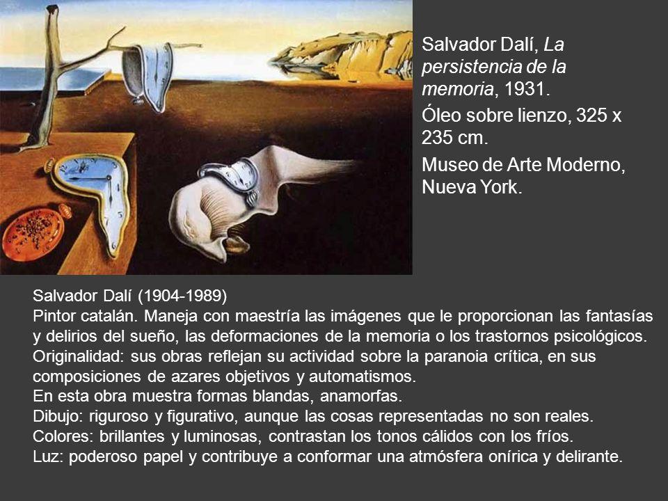 Joan Miró, El carnaval del arlequín, 1924-25.Óleo sobre lienzo, 66 x 93 cm.