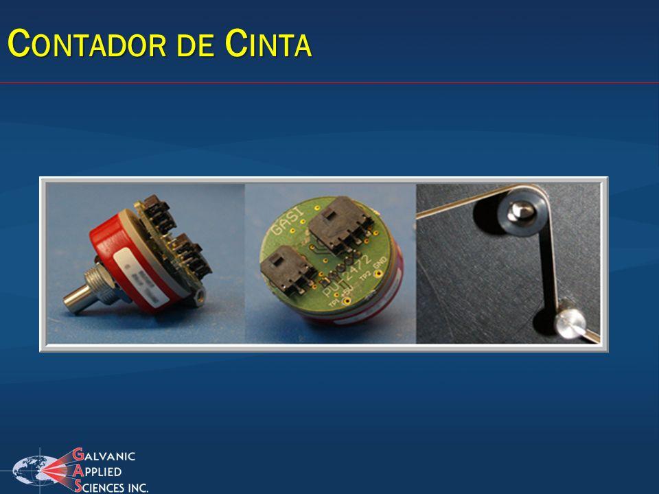 C ONTADOR DE C INTA