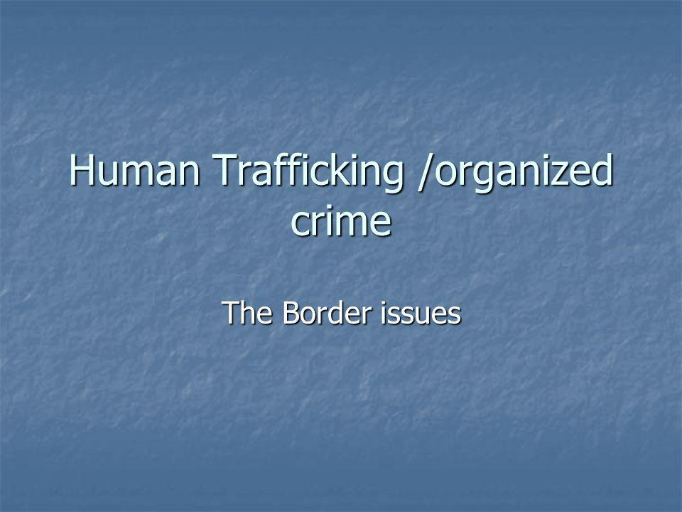 Identifying Human Trafficking the confusion Por: Marisa B. Ugarte