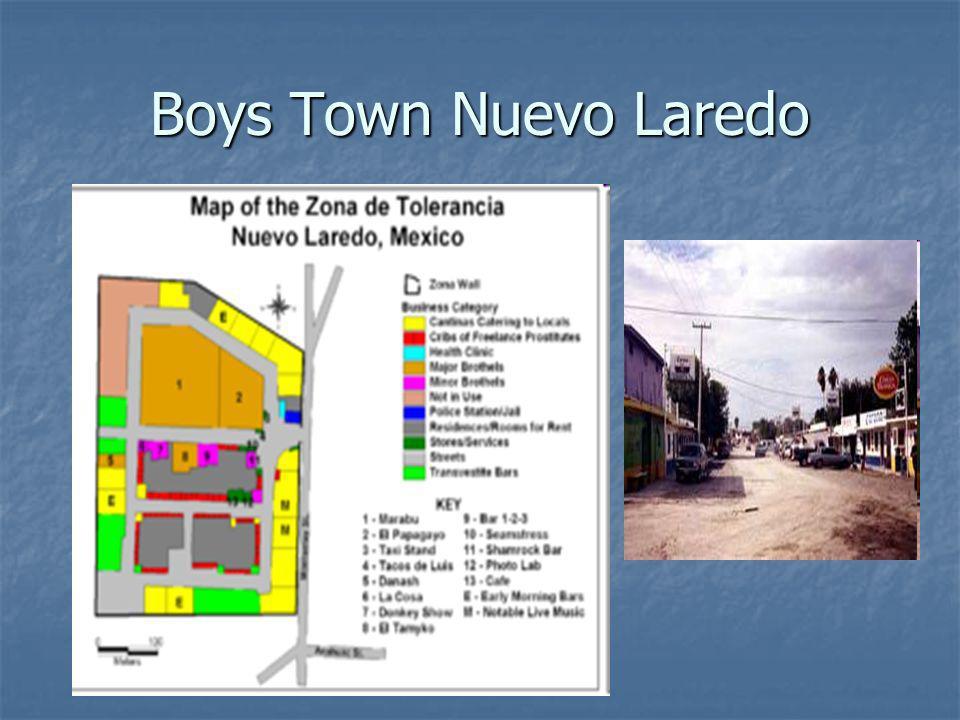 Boys Town Nuevo Laredo