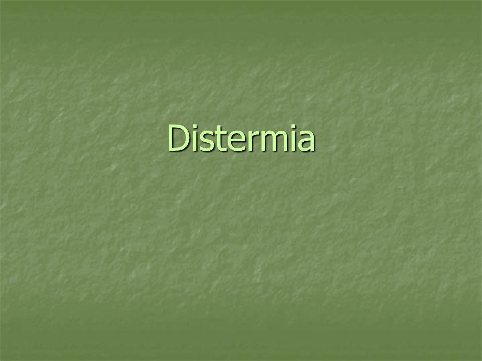 Distermia