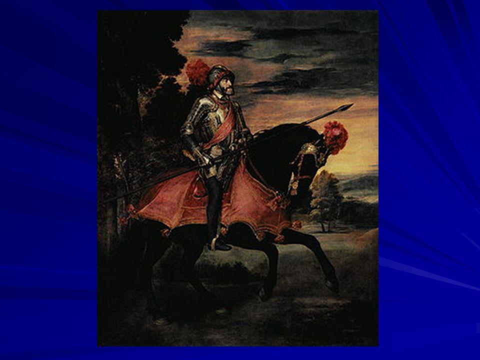 Carlos V Nació en Gante (Flandes) en 1500, es el hijo de Juana la Loca y Felipe el Hermoso.