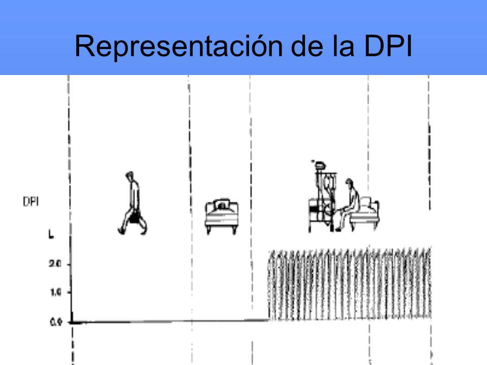 Representación de la DPI
