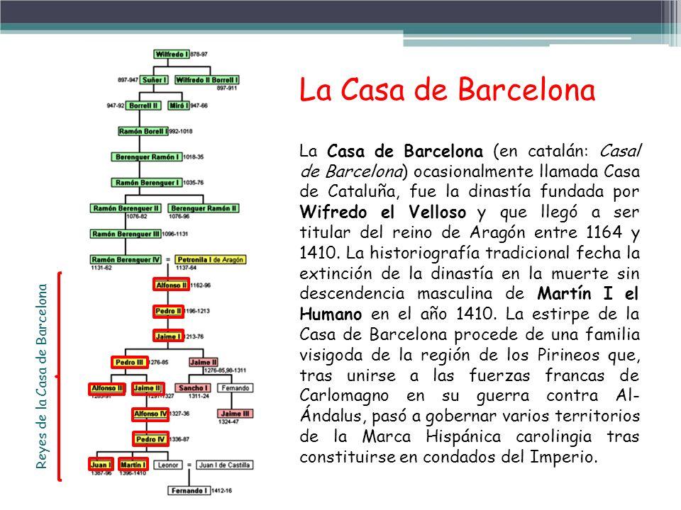 3.LOS TRASTÁMARAS ARAGONESES 3.1.