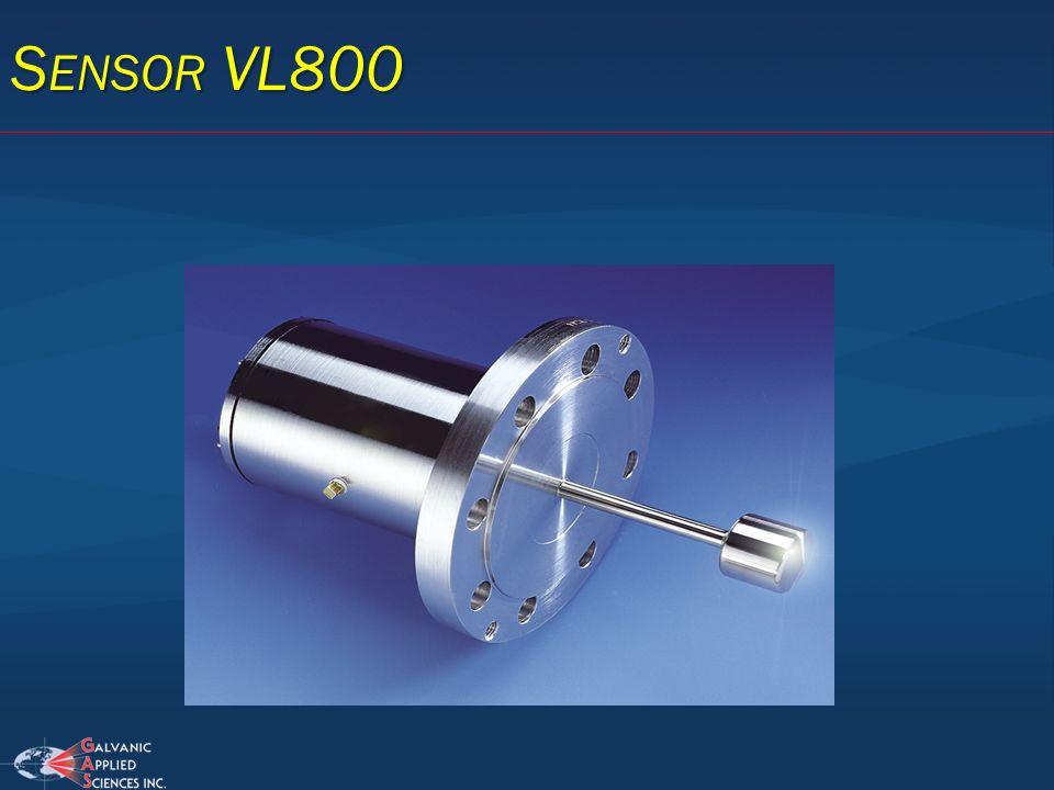 S ENSOR VL800