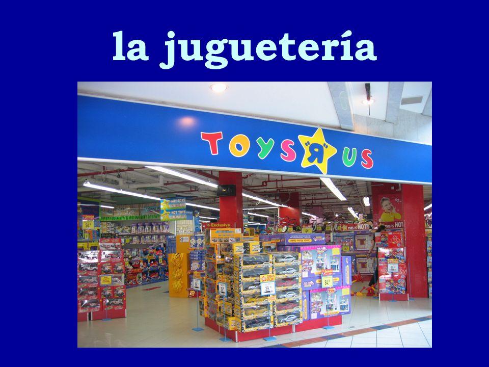 la juguetería